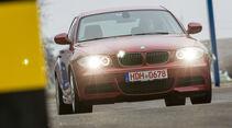 BMW 135i Coupé, Frontansicht
