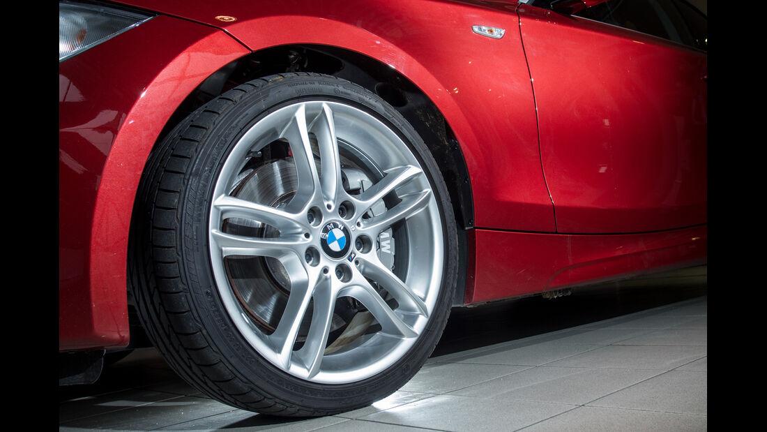 BMW 135i Coupé, Rad, Felge