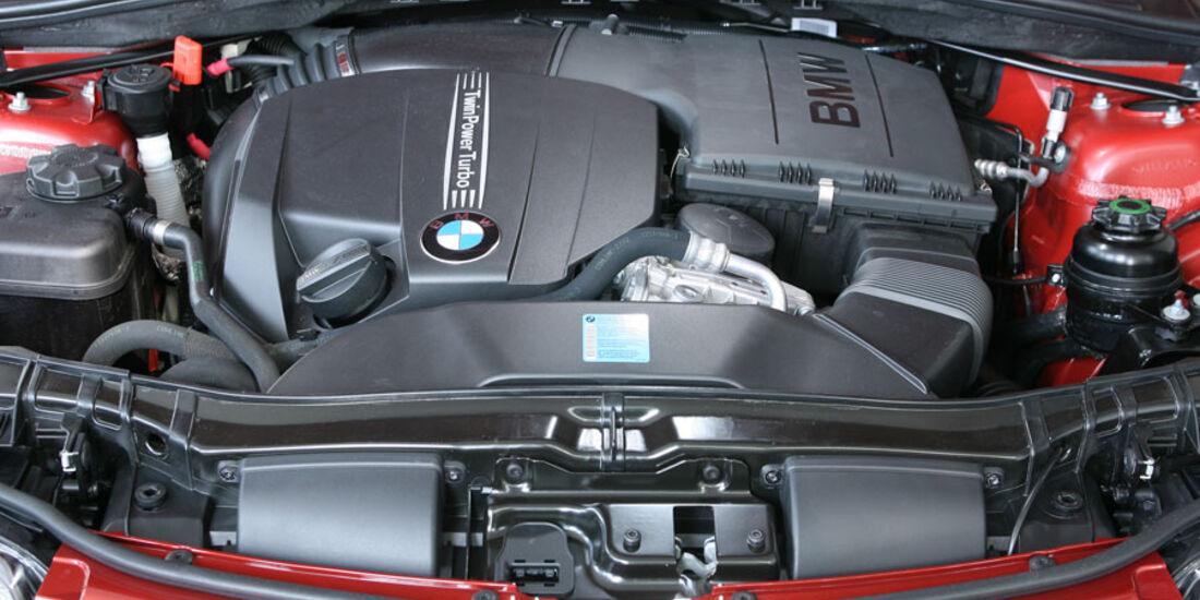BMW 135i, Motor