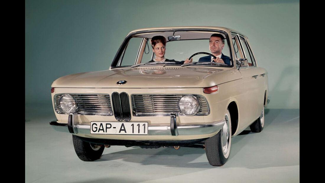 BMW 1500 1962
