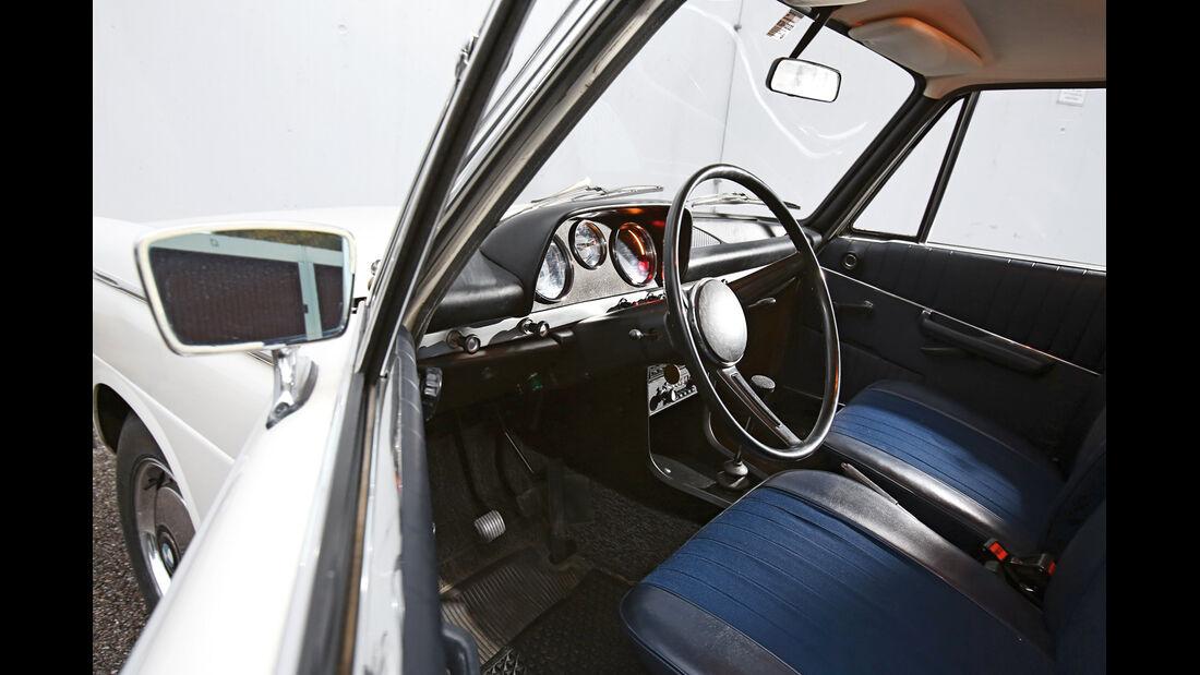 BMW 1500–2000, Cockpit
