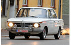 BMW 1500–2000, Frontansicht