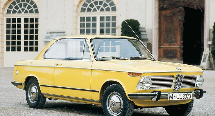 BMW 1602 Coupé