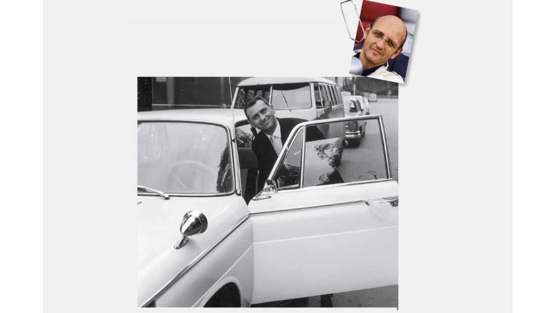 BMW 1800 TI, Hans-Jörg Götzl