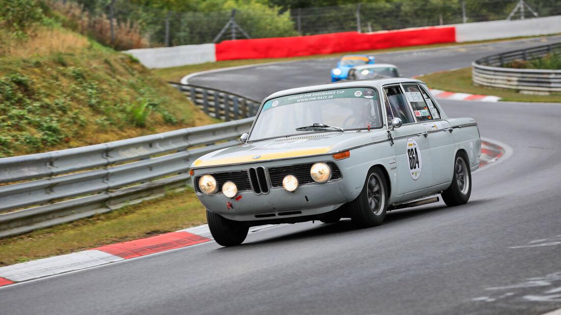 BMW 1800 ti - Startnummer 664 - 24h Classic - 24h Rennen Nürburgring - Nürburgring-Nordschleife - 25. September 2020
