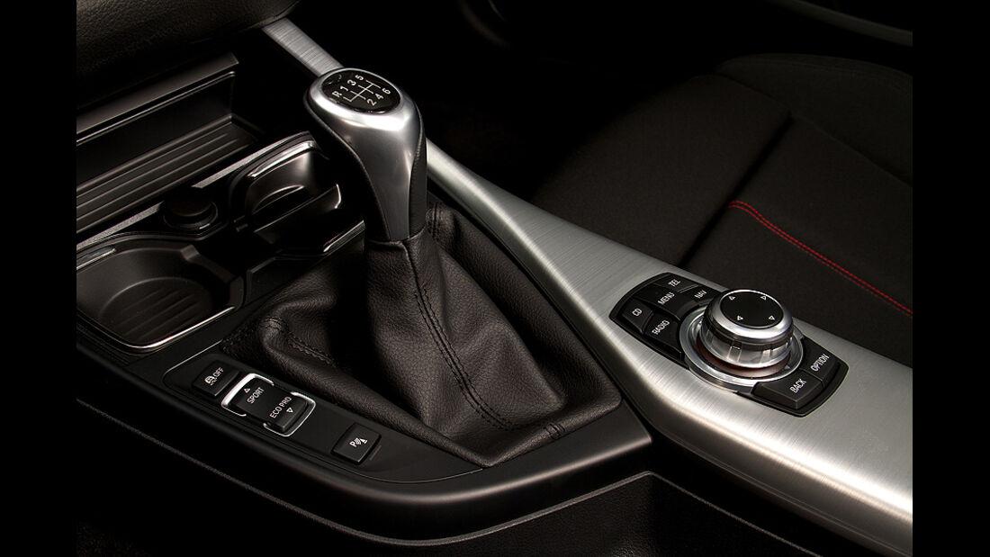 BMW 1er, 2011, Gangschaltung