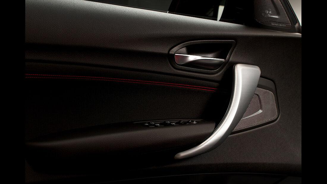 BMW 1er, 2011, Türverkleidung