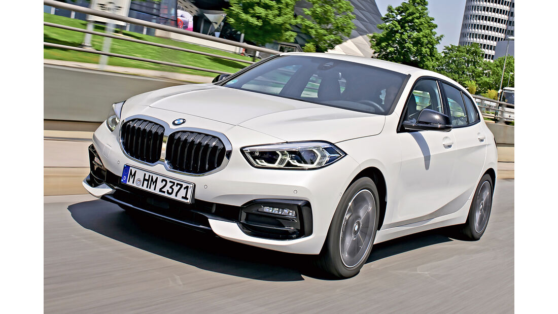 BMW 1er, Best Cars 2020, Kategorie C Kompaktklasse