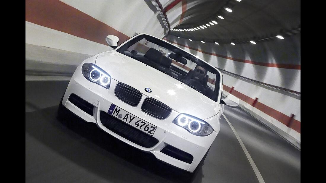 BMW 1er Cabrio, Facelift, 2011