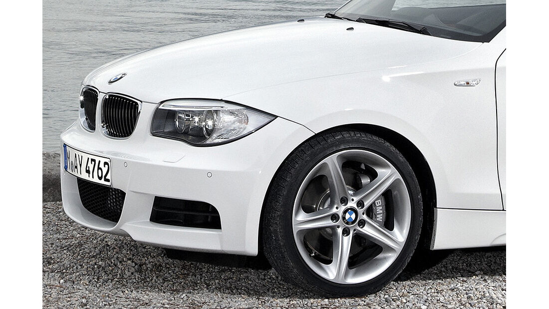 BMW 1er Cabrio, Facelift, 2011, Felge