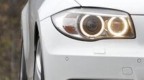 BMW 1er Cabrio, Facelift, 2011, Scheinwerfer