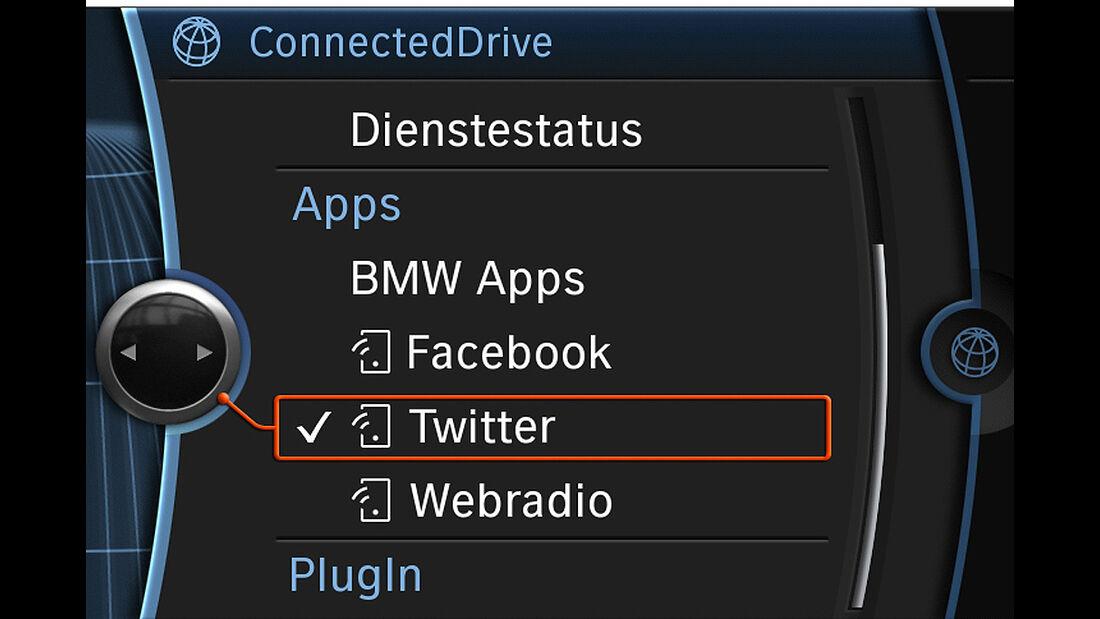 BMW 1er Cabrio, Facelift, 2011, Twitter