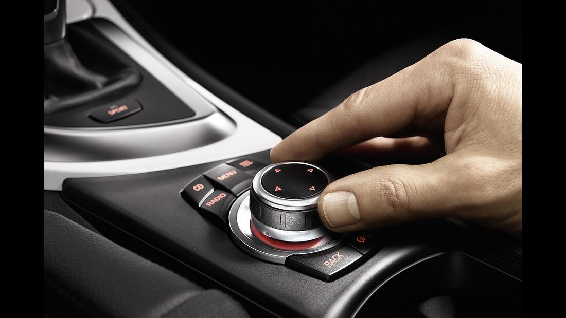 BMW 1er Cabrio, Facelift, 2011, iDrive