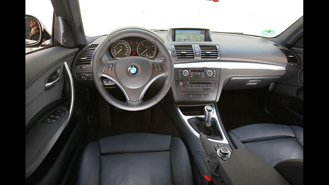 BMW 1er Cockpit