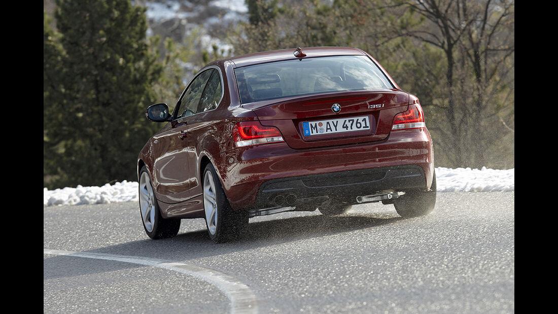 BMW 1er Coupé, Facelift, 2011