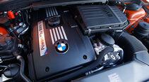 BMW 1er Coupe, Motor, Motorraum
