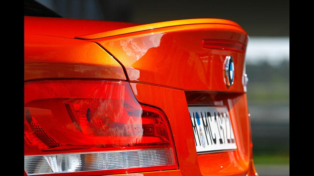 BMW 1er Coupe, RŸckspoiler, Detail