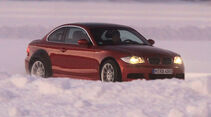 BMW 1er Coupe Versuchsträger