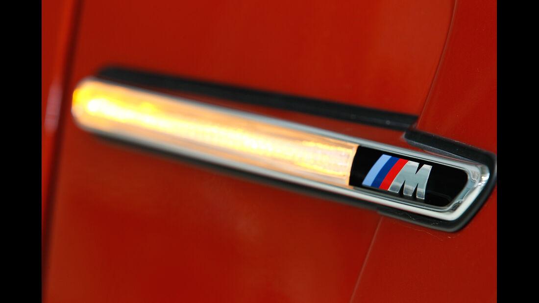 BMW 1er Cpupé, Zieleiste