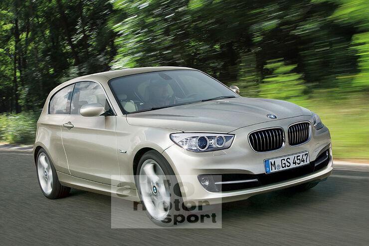 BMW 1er Dreitürer