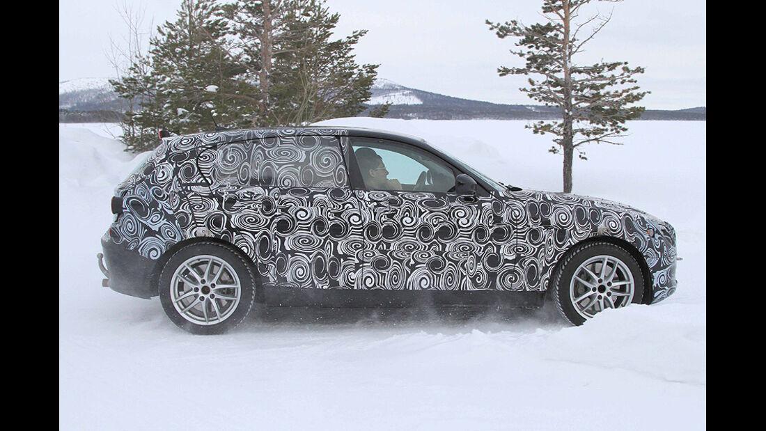 BMW 1er Erlkönig