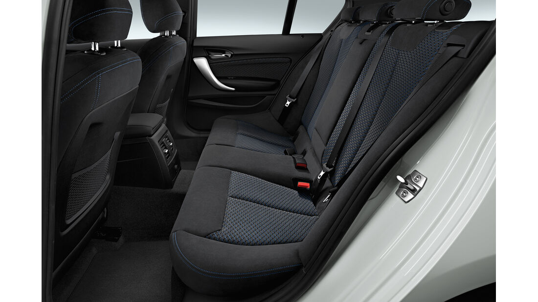 BMW 1er Facelift, ams2015, Hersteller, Fond