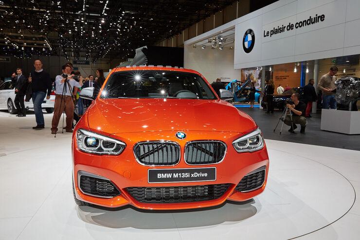Neuer BMW 1er 2015: Der letzte echte kleine BMW - mit Heckantrieb