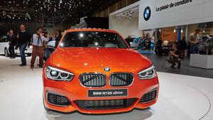 BMW 1er Facelift in Genf