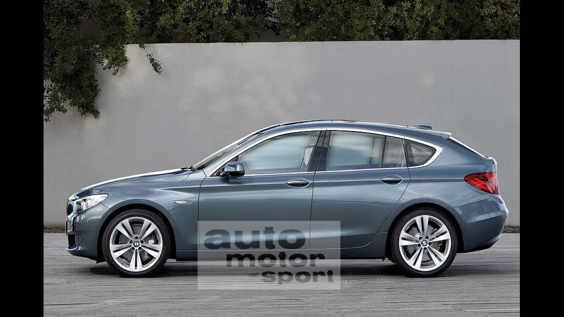 BMW 1er GT Tourer