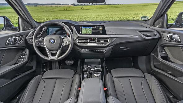 BMW 1er, Interieur