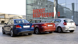 BMW 1er Kaufberatung