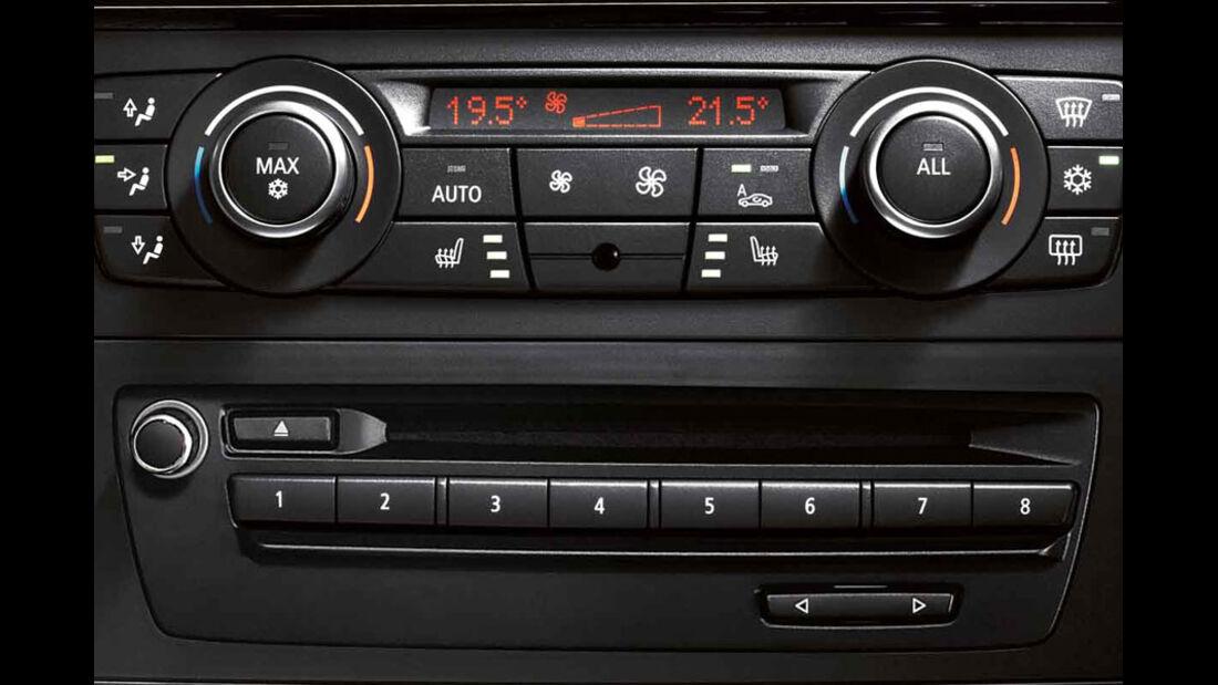 BMW 1er, Klimaautomatik