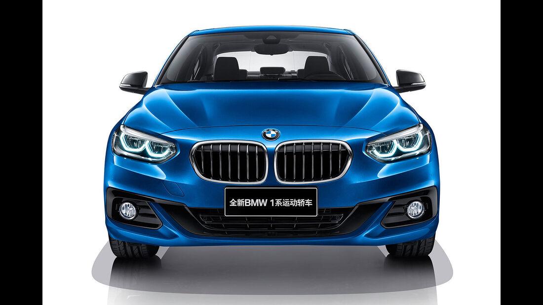 BMW 1er Limousine Sedan China