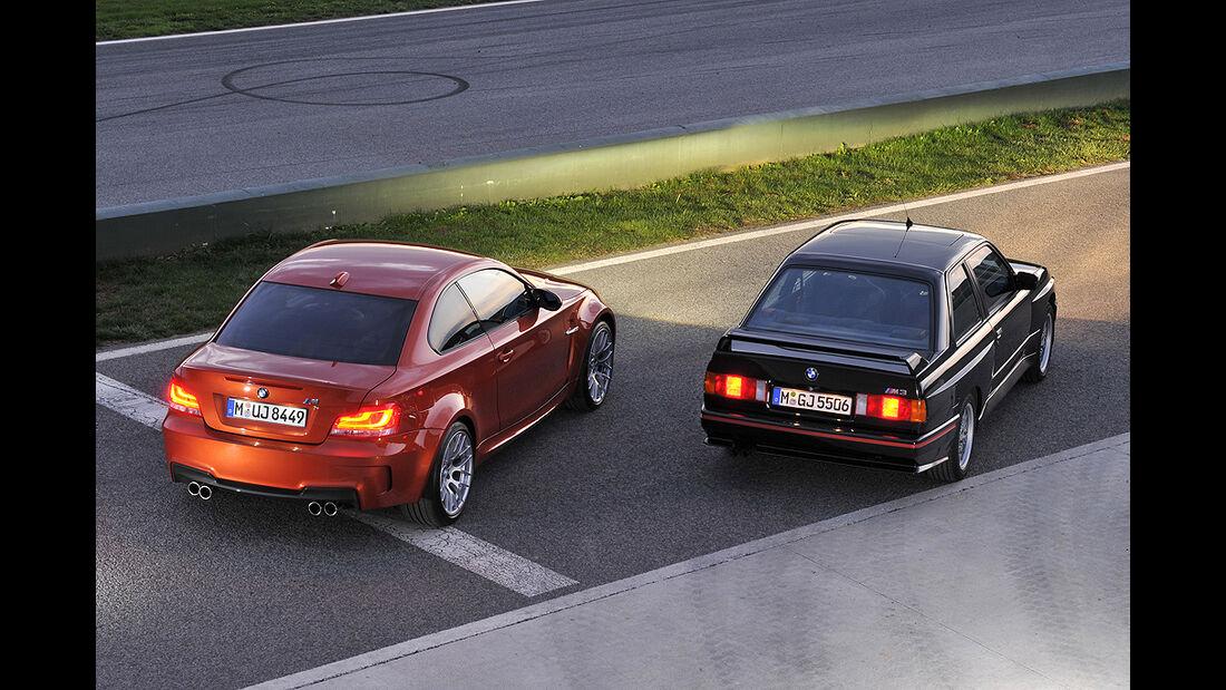 BMW 1er M Coupé, BMW M3 E30
