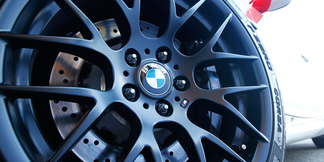 BMW 1er M Coupé, Felge, Rad