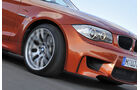 BMW 1er M Coupé, Felge, Scheinwerfer