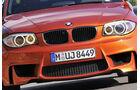 BMW 1er M Coupé, Front, Kühlergrill