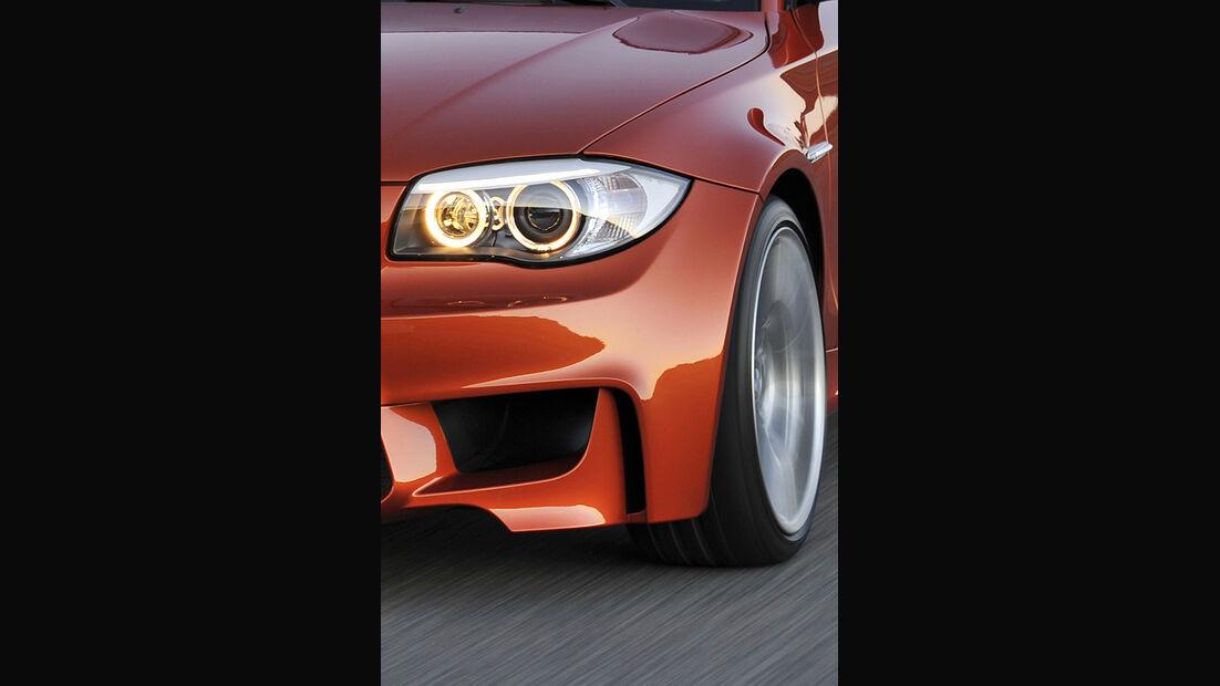 BMW 1er M Coupé, Front, Lufteinlass, Felge