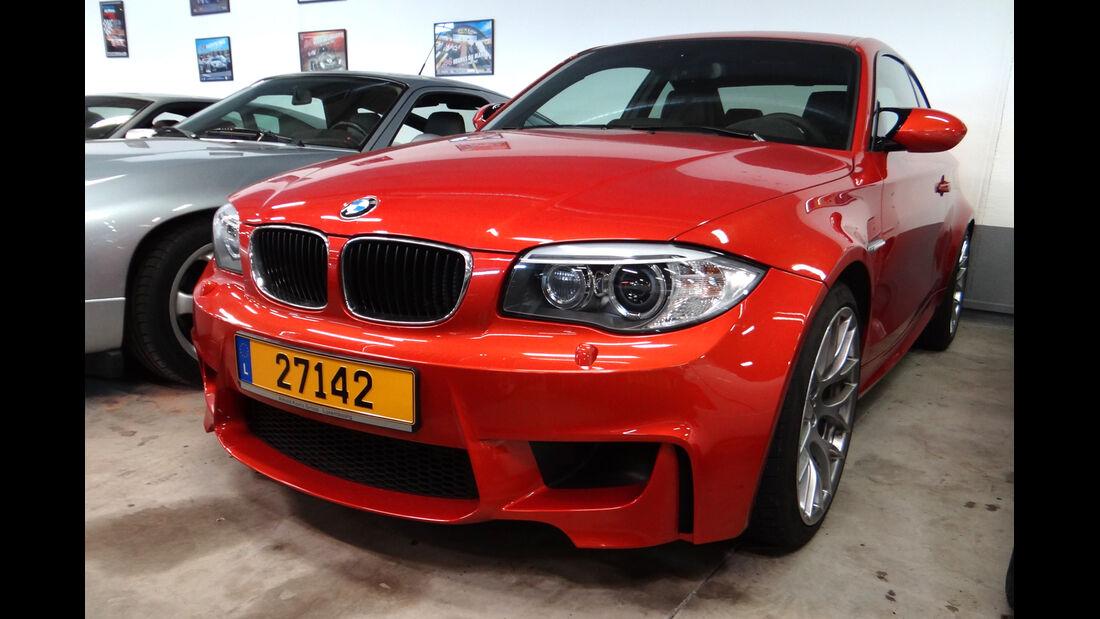 BMW 1er M Coupé - Garage Gerard Lopez 2013