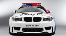 BMW 1er M Coupé MotoGP Safety Car