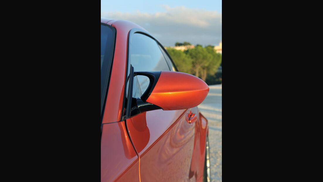 BMW 1er M Coupé, Spiegel