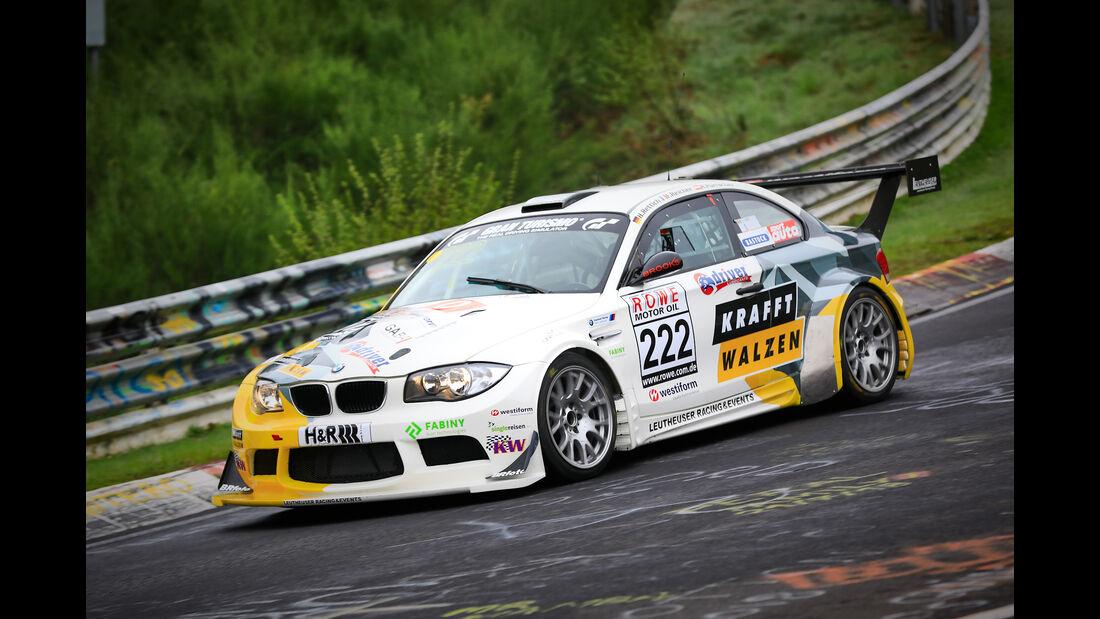 BMW 1er M Coupé - Startnummer #222 - Leutheuser Racing & Events - SP5 - VLN 2019 - Langstreckenmeisterschaft - Nürburgring - Nordschleife