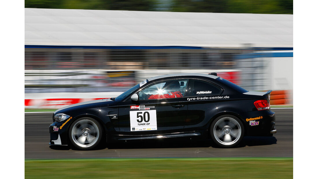 BMW 1er M Coupé, TunerGP 2012, High Performance Days 2012, Hockenheimring