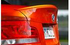 BMW 1er M Coupe, Heckspoiler
