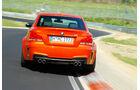 BMW 1er M Coupe, Rückansicht, Heck