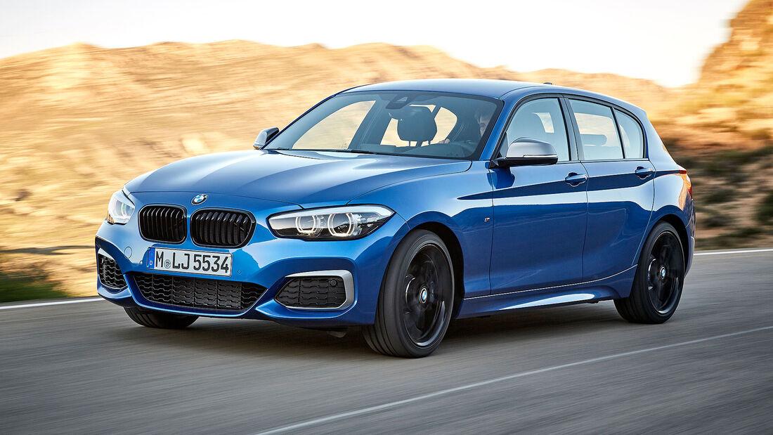 BMW 1er Modellpflege 2017