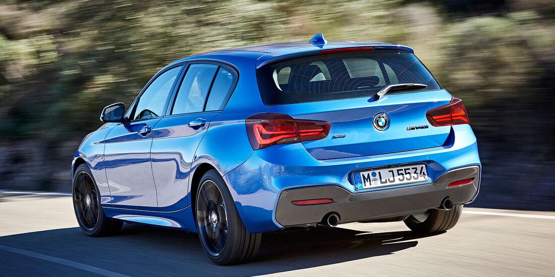 Verwonderend BMW 1er Facelift 2017: Daten, Infos, Marktstart, Preise - auto RV-07