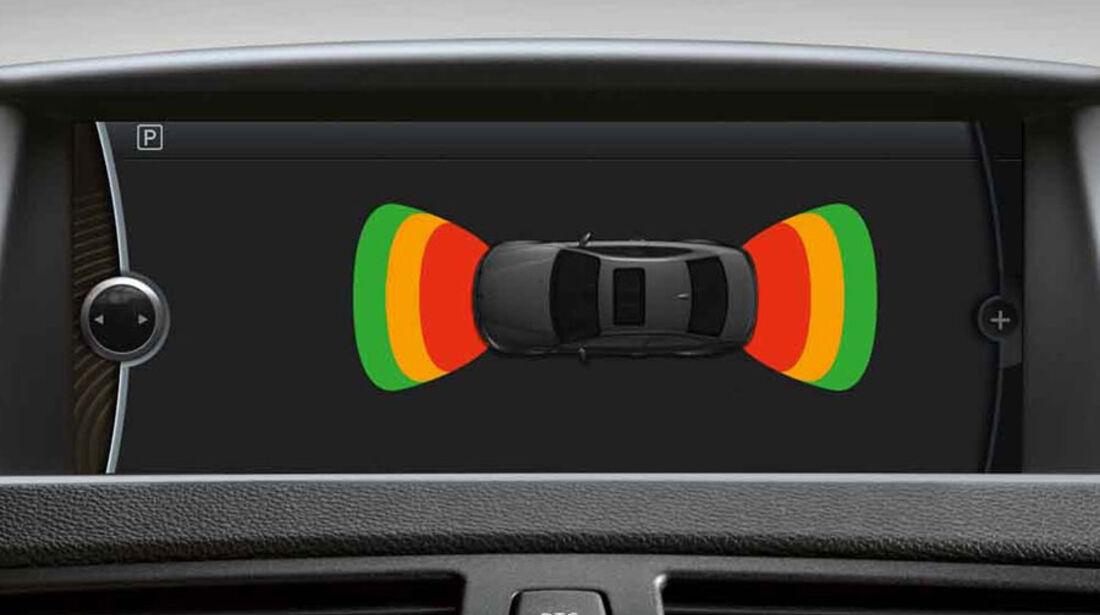 BMW 1er, Park Distance Control