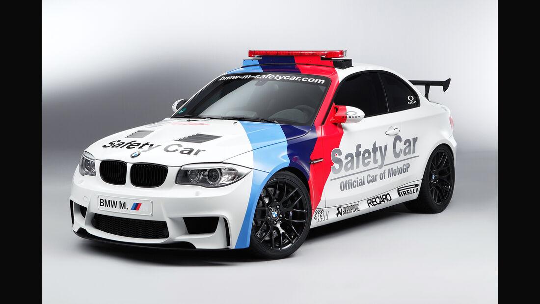 BMW 1er Safety-Car - Moto GP 2011