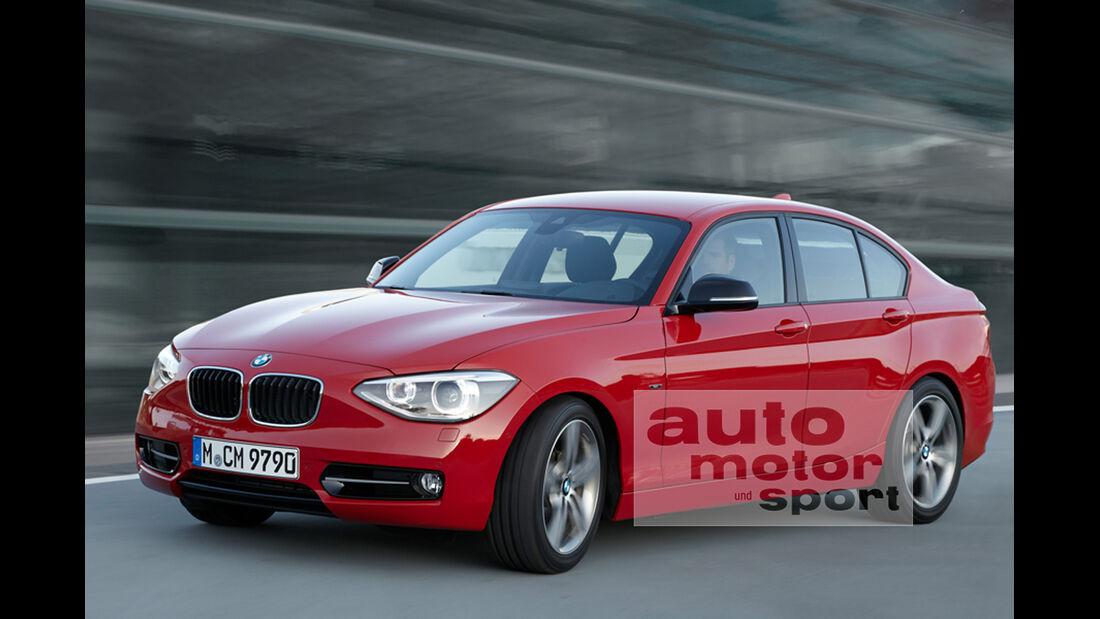 BMW 1er Sedan